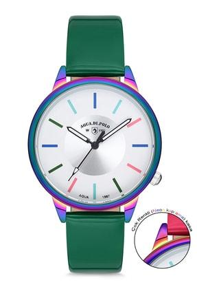 فروش نقدی ساعت مچی زنانه برند Aqua Di Polo 1987 رنگ سبز کد ty31535108