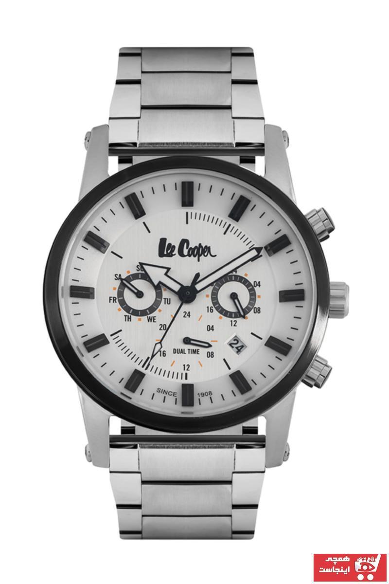 فروش ساعت زنانه اورجینال برند Lee Cooper رنگ نقره ای کد ty34609695