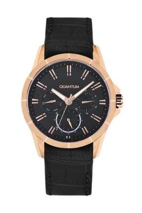خرید انلاین ساعت مچی زنانه لوکس ارزان برند Quantum رنگ مشکی کد ty34642796