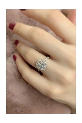 خرید انلاین انگشتر زنانه طرح دار برند Marylebone Silver رنگ نقره کد ty36691805