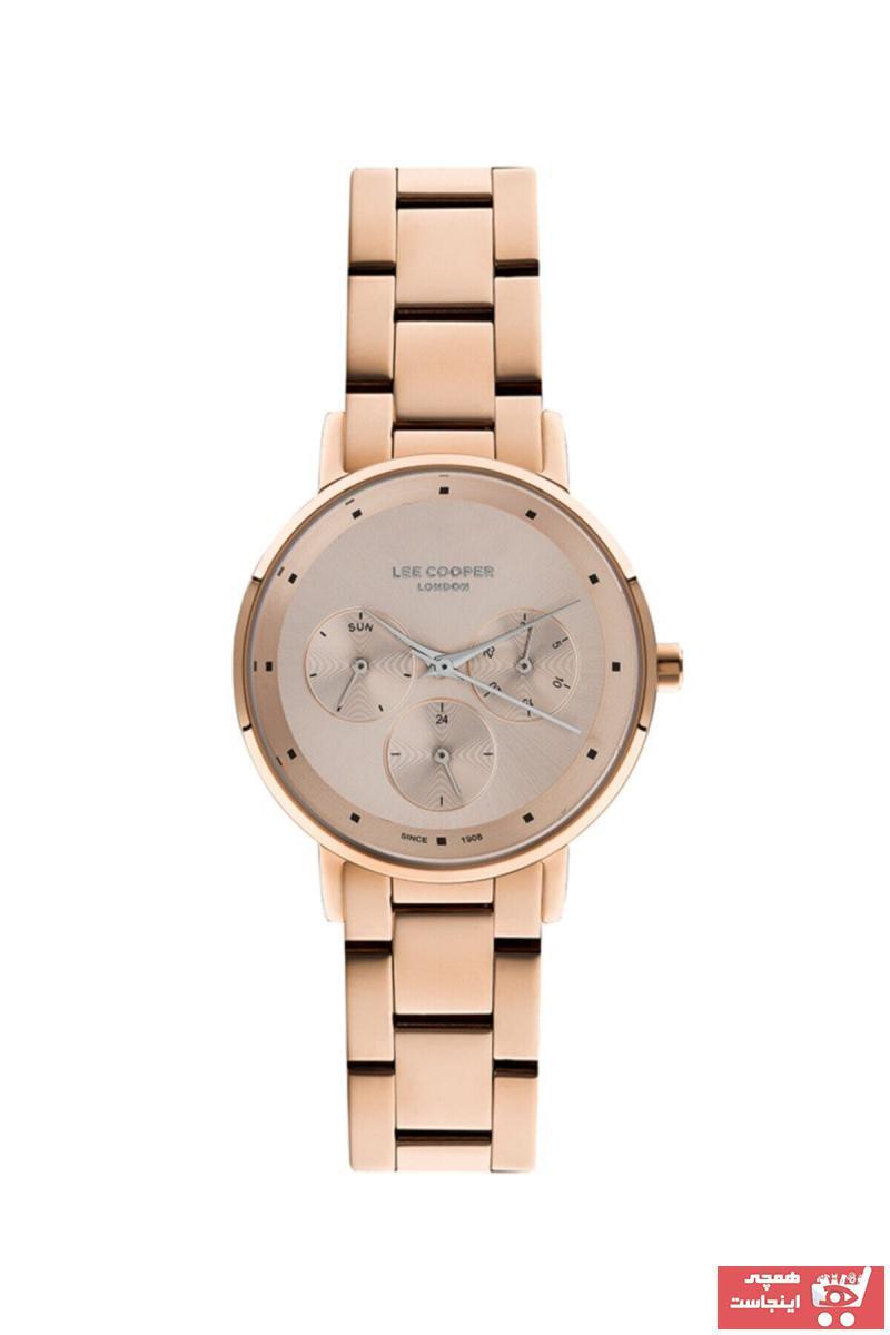 خرید انلاین ساعت زنانه ارزان برند Lee Cooper رنگ متالیک کد ty64775980