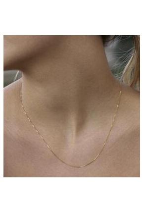 گردنبند طلا زنانه مارک برند Bayar Gold رنگ زرد ty103139109
