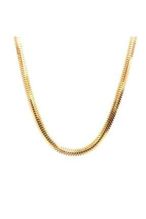 خرید انلاین گردنبند طلا زنانه ترکیه برند BERK MÜCEVHERAT رنگ زرد ty105581540