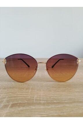 عینک آفتابی زنانه ارزان برند Garabidik رنگ قهوه ای کد ty110425320
