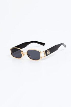 عینک آفتابی زنانه شیک مجلسی برند Aqua Di Polo 1987 رنگ طلایی ty113982975