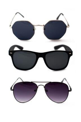 عینک آفتابی زنانه جدید برند ModaLucci رنگ مشکی کد ty115736277
