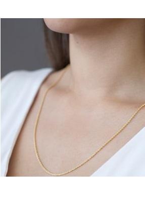 خرید گردنبند طلا 2021 زنانه برند Uşaklıhafız kuyumculuk رنگ طلایی ty116806263