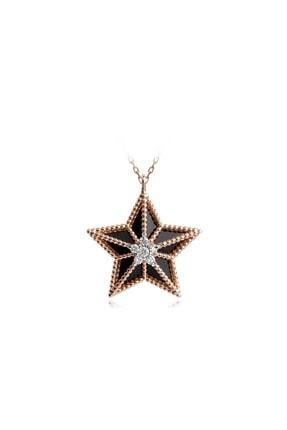 خرید گردنبند زنانه فانتزی برند Diamond Line-Gülaylar رنگ مشکی کد ty118244934