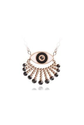 خرید نقدی گردنبند زنانه  برند Diamond Line-Gülaylar رنگ مشکی کد ty118245570