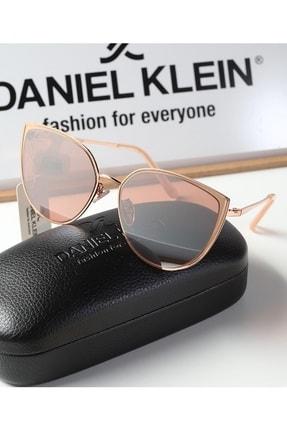 عینک آفتابی زیبا زنانه برند Daniel Klein رنگ صورتی ty118393038