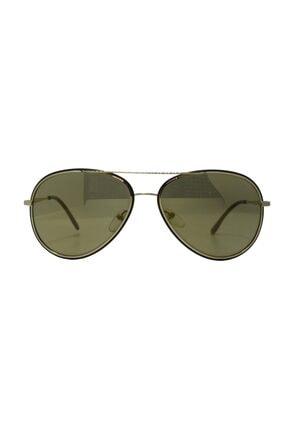 خرید نقدی عینک آفتابی جدید برند Police رنگ زرد ty119012625