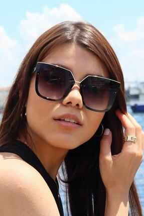 خرید عینک آفتابی 2020 زنانه برند ModaLucci رنگ مشکی کد ty119174827