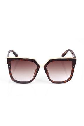 عینک آفتابی زنانه خفن برند Twelve رنگ قهوه ای کد ty120904243