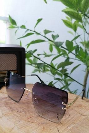 خرید مدل عینک آفتابی زنانه برند ANDİFLİ رنگ مشکی کد ty123936375