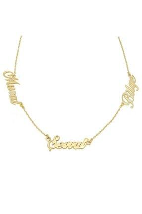 فروش پستی گردنبند زنانه شیک جدید برند TRENDTAKI رنگ نارنجی کد ty31692452