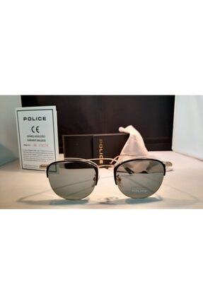فروش عینک آفتابی زنانه 2020 برند Police رنگ نقره ای کد ty72690212