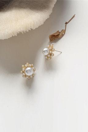 گوشواره زنانه ارزان برند Dora Accessories رنگ طلایی ty72948118