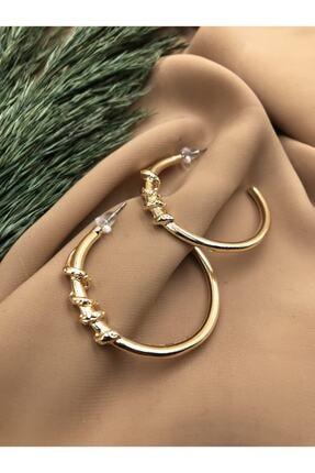 گوشواره زنانه خاص برند Eylülün Takısı رنگ طلایی ty75221437
