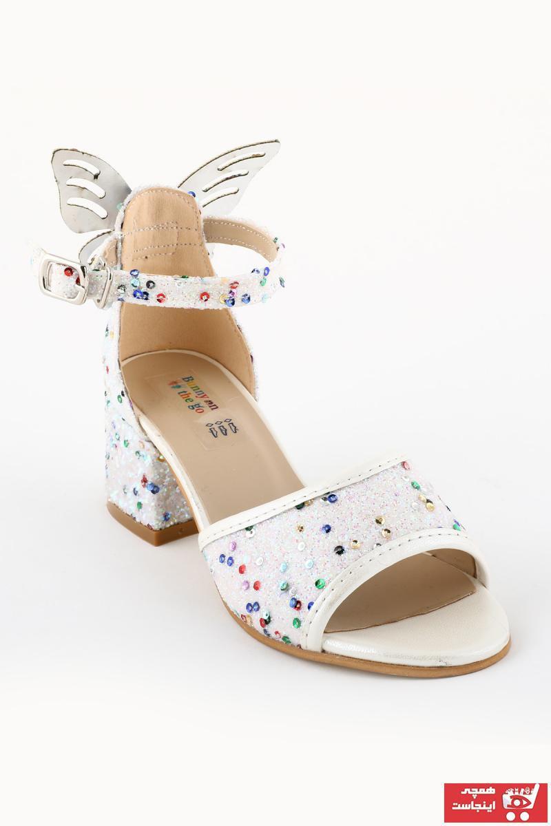 خرید کفش پاشنه بلند بچه گانه دخترانه ترک جدید برند bunnyonthego کد ty101204785