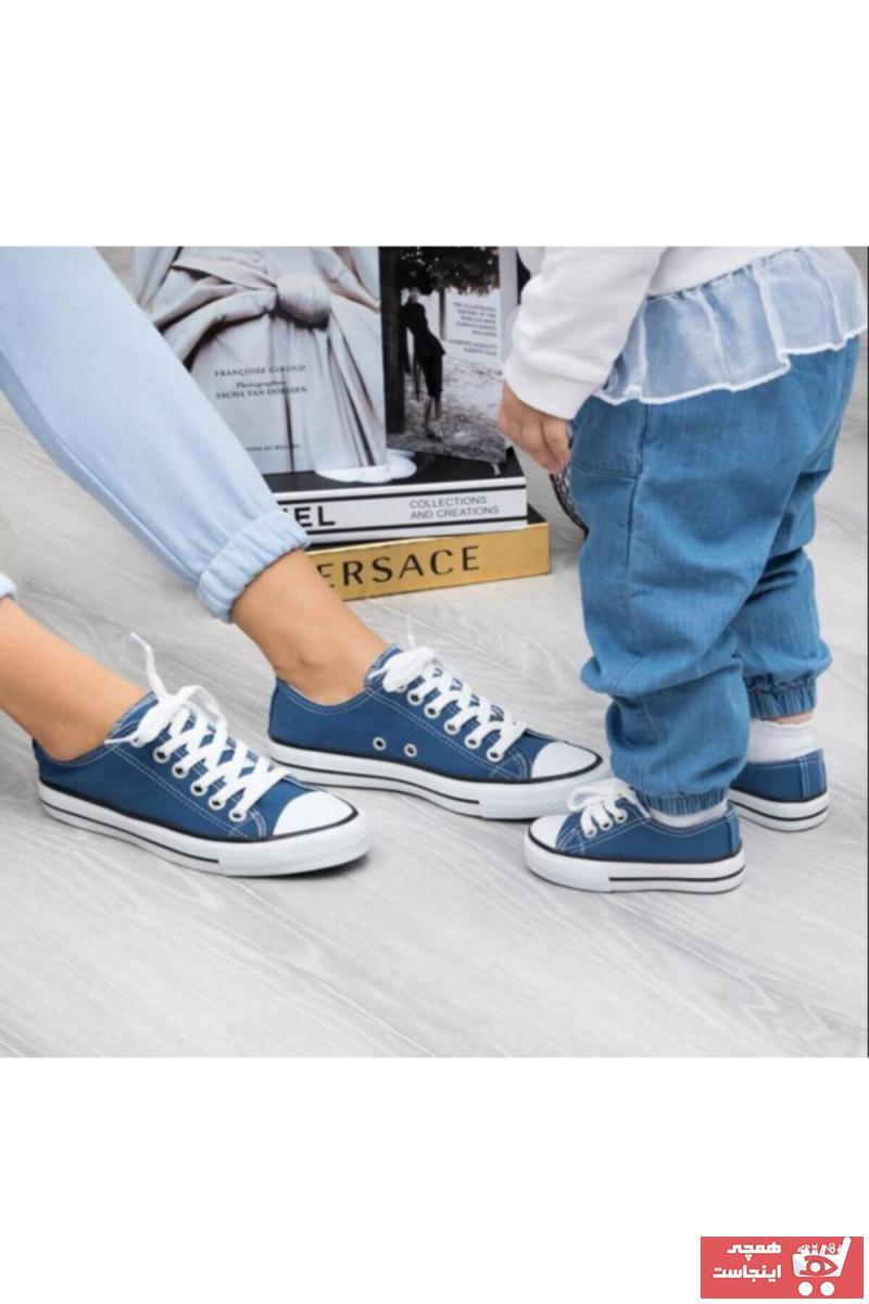 خرید کفش اسپرت بچه گانه دخترانه فانتزی برند wemodaa رنگ آبی کد ty104832484