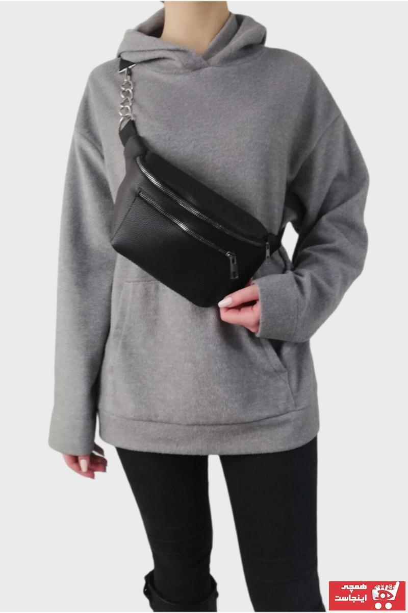 کیف کمری مدل 2021 برند Luvenis رنگ مشکی کد ty105823999