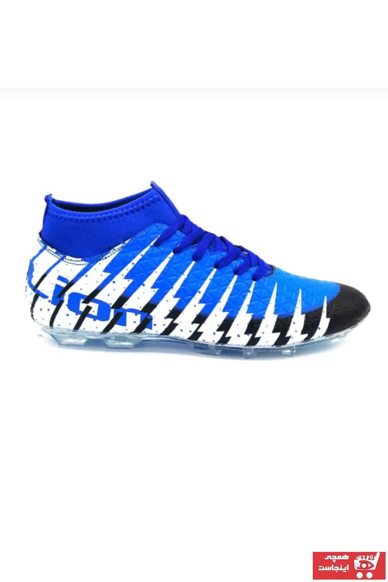 کفش کتونی مردانه ارزان قیمت برند Lion رنگ آبی کد ty108543999