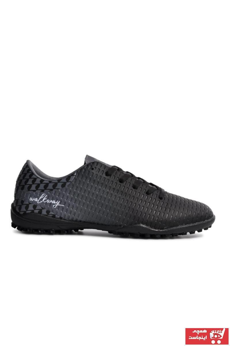 کفش کتونی مردانه فروش برند WALKWAY رنگ مشکی کد ty114519177