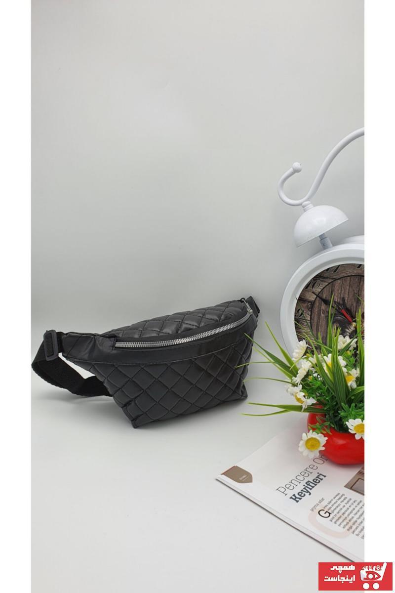 کیف کمری اصل برند modiçanta رنگ مشکی کد ty116089159