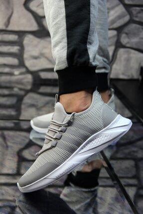 فروش کفش مخصوص پیاده روی مردانه شیک و جدید برند bigport رنگ نقره ای کد ty117439357