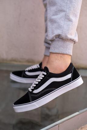 کتونی مردانه طرح دار برند Fenomens Ayakkabı رنگ مشکی کد ty119014522