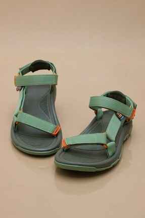 فروشگاه صندل اورجینال برند İmerShoes رنگ سبز کد ty119251460