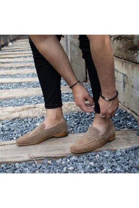 کفش کلاسیک مردانه برند İBAY رنگ بژ کد ty120618567