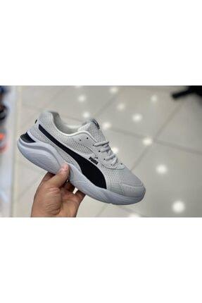 فروش کفش کوهنوردی مردانه شیک و جدید برند پوما رنگ نقره ای کد ty131424722
