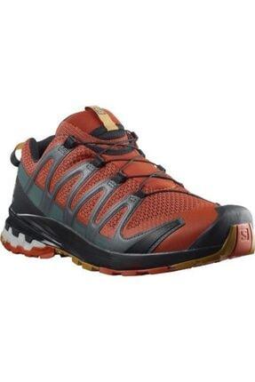کفش کوهنوردی مردانه مدل جدید برند Salomon رنگ نارنجی ty136825014