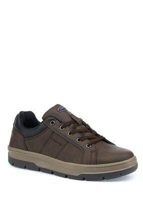 کفش کوهنوردی مردانه ارزان قیمت برند کینتیکس kinetix رنگ قهوه ای کد ty143561118