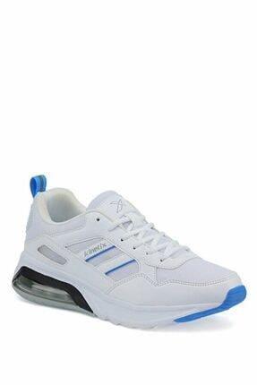 کفش کوهنوردی پاییزی مردانه برند کینتیکس kinetix رنگ سفید ty148746748