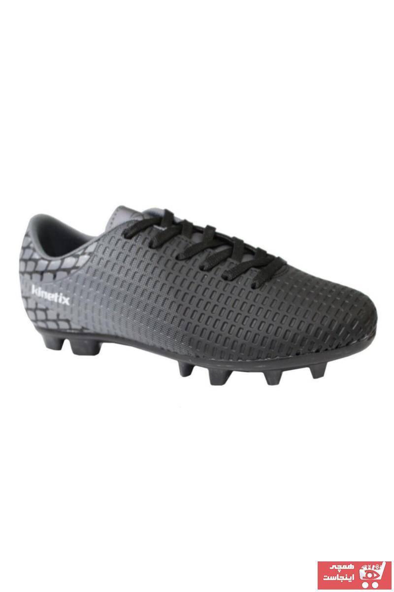 کفش کتونی بلند برند کینتیکس kinetix رنگ مشکی کد ty29688209