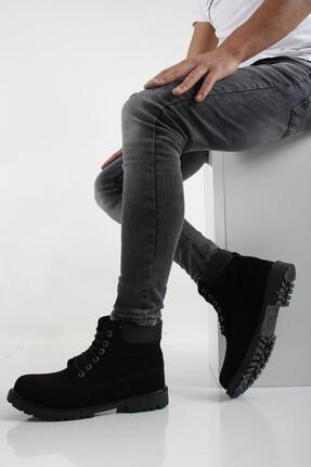 بوت زمستانی مردانه برند اکسید رنگ مشکی کد ty32395719