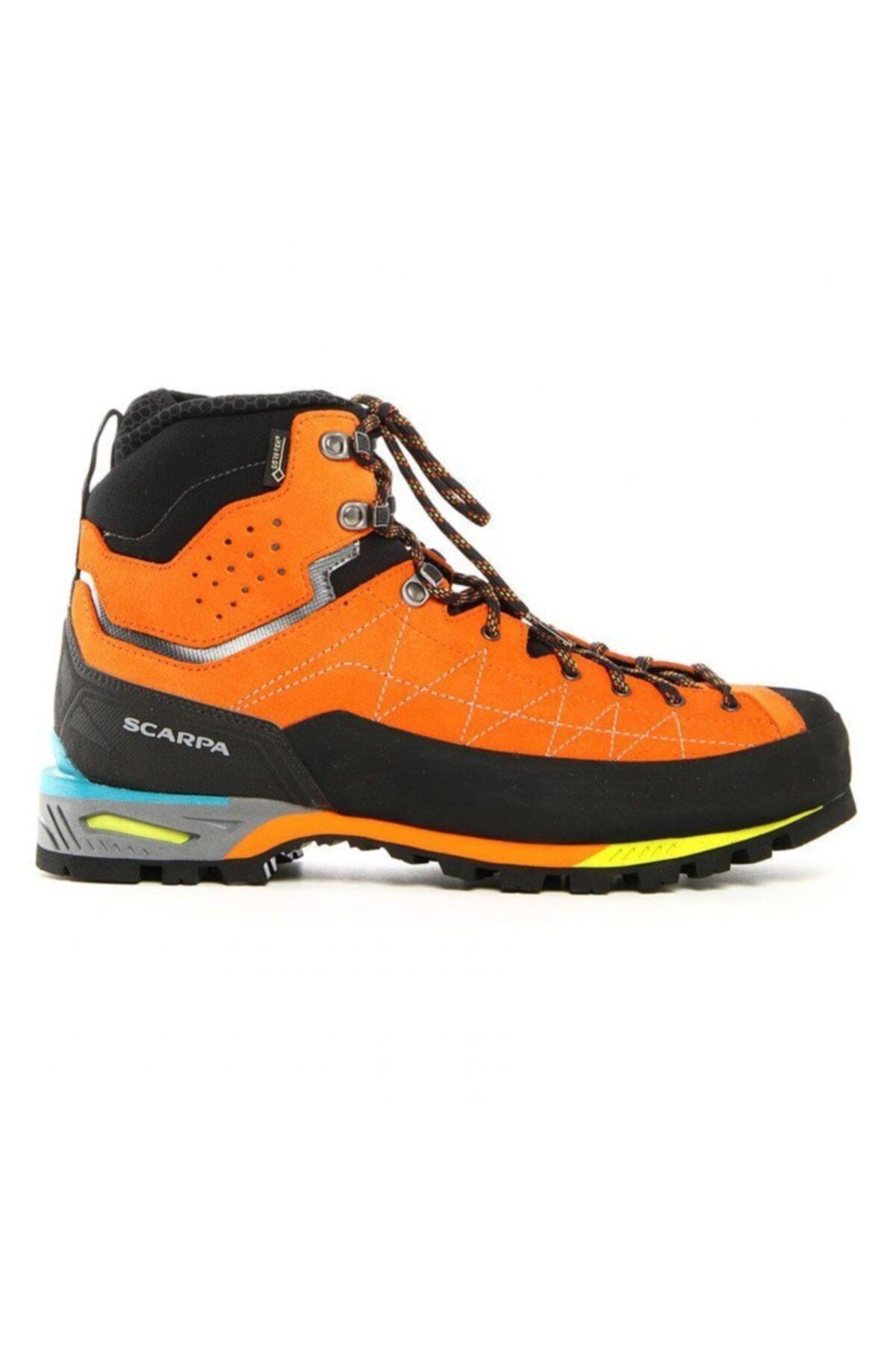 مدل کفش کوهنوردی مردانه برند Scarpa رنگ نارنجی کد ty33251613