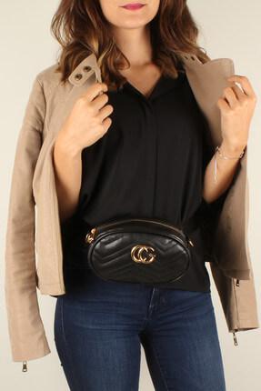 کیف کمری زنانه حراجی برند Luwwe Bags رنگ مشکی کد ty3663144
