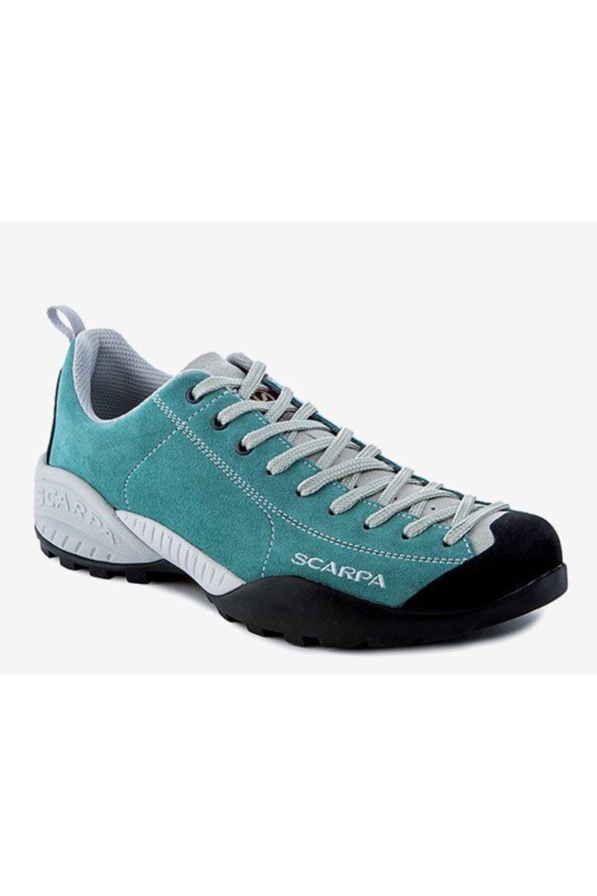 کفش کوهنوردی مردانه کوتاه برند Scarpa رنگ نارنجی کد ty37027239