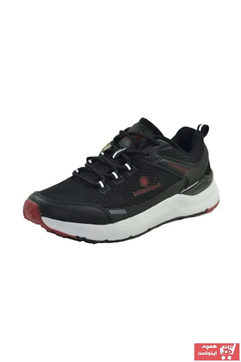 کفش کوهنوردی مردانه  برند lumberjack رنگ مشکی کد ty37263218