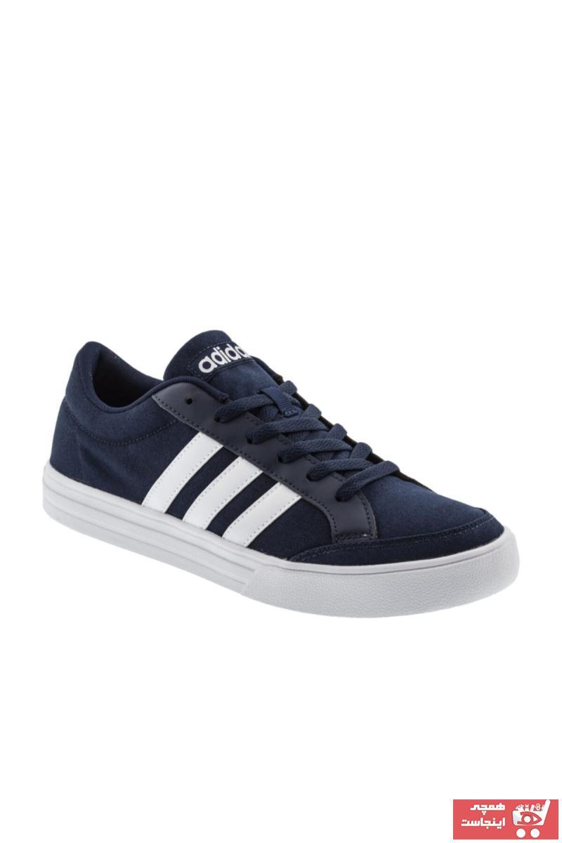 کفش مخصوص پیاده روی خاص مردانه برند adidas رنگ لاجوردی کد ty4129561