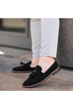 خرید کفش کلاسیک مردانه ست برند CORCİK رنگ مشکی کد ty41695353