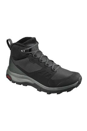 کفش کوهنوردی مردانه مجلسی برند Salomon رنگ مشکی کد ty47560063