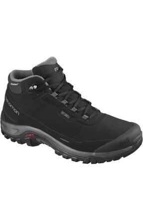 کفش کوهنوردی خاص برند Salomon رنگ مشکی کد ty47560096