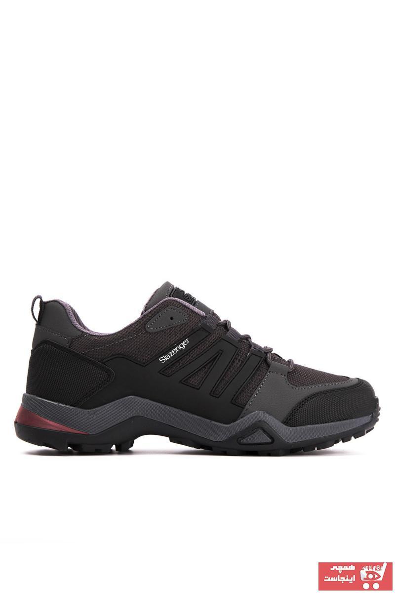 مدل کفش کوهنوردی 2021 مارک اسلازنگر رنگ نقره ای کد ty48808288