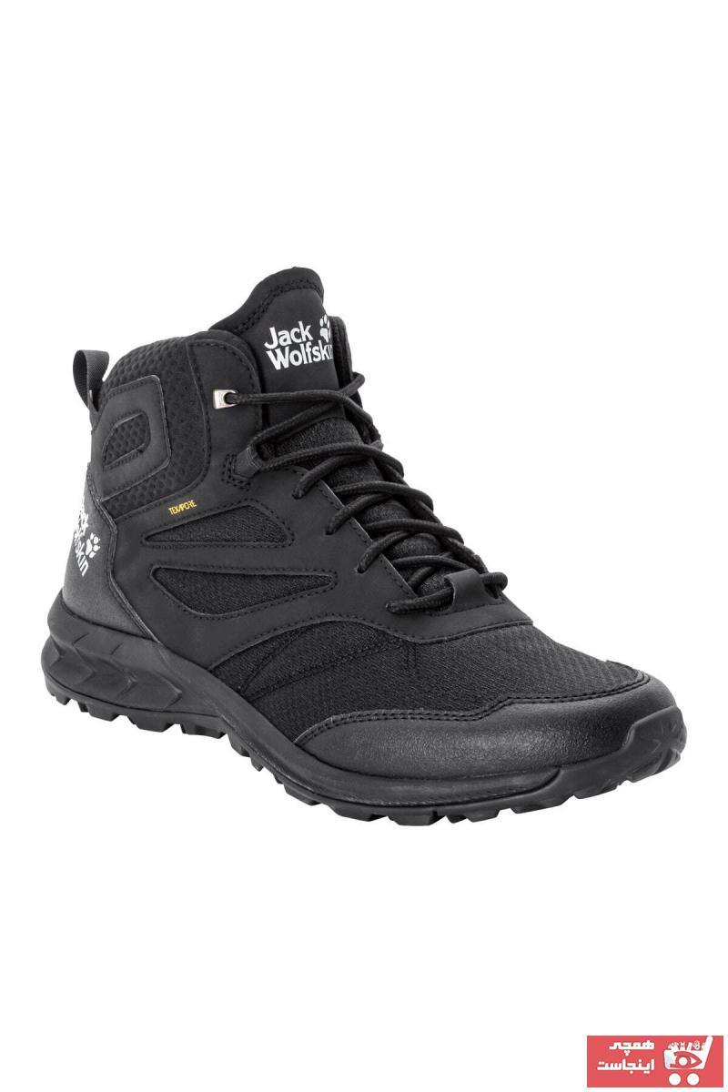 کفش کوهنوردی مردانه فروشگاه اینترنتی برند Jack Wolfskin رنگ مشکی کد ty50165664