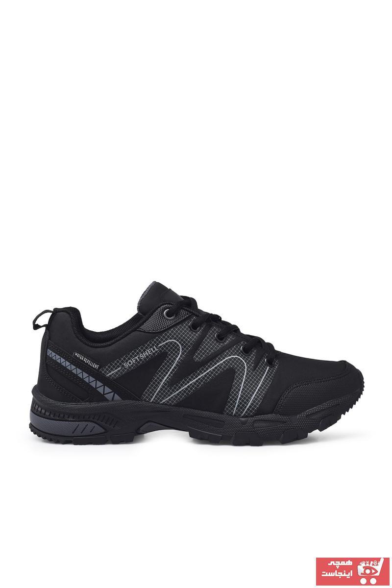 فروش کفش کوهنوردی مردانه 2021 برند Buratti رنگ مشکی کد ty55077171