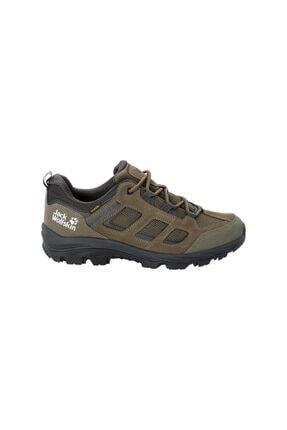 خرید انلاین کفش کوهنوردی مردانه ترکیه برند Jack Wolfskin رنگ خاکی کد ty59399687